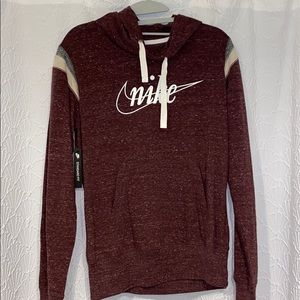Maroon Nike Sweatshirt